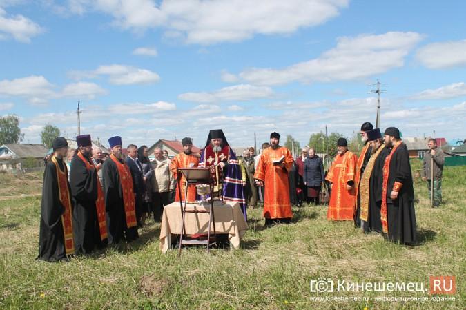 Строитель детского сада на Гагарина подарит Кинешме храм фото 2