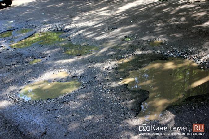 Дорога к лагерю «Радуга» требует вмешательства руководителей Ивановской области фото 10