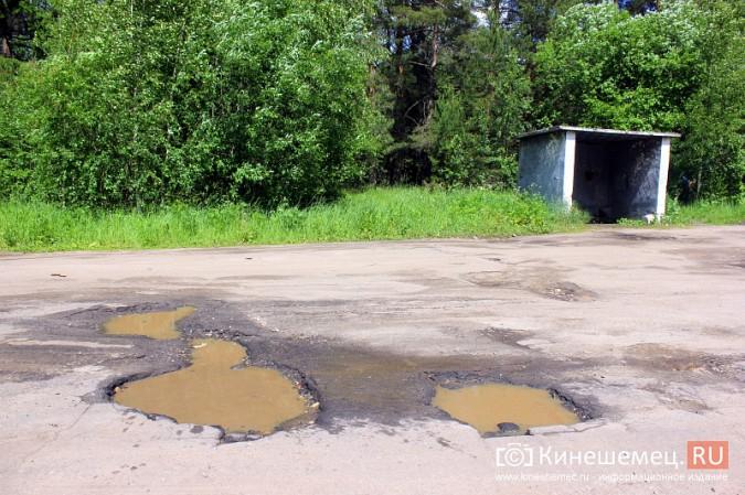 Дорога к лагерю «Радуга» требует вмешательства руководителей Ивановской области фото 4