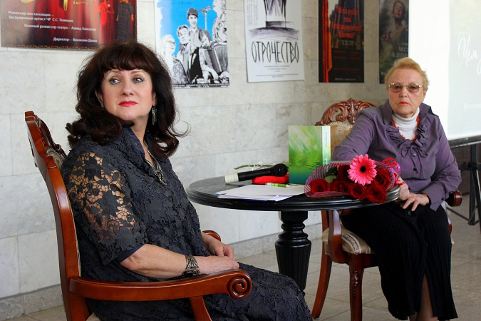 В Кинешме презентовали книгу Эммы Дановой фото 3