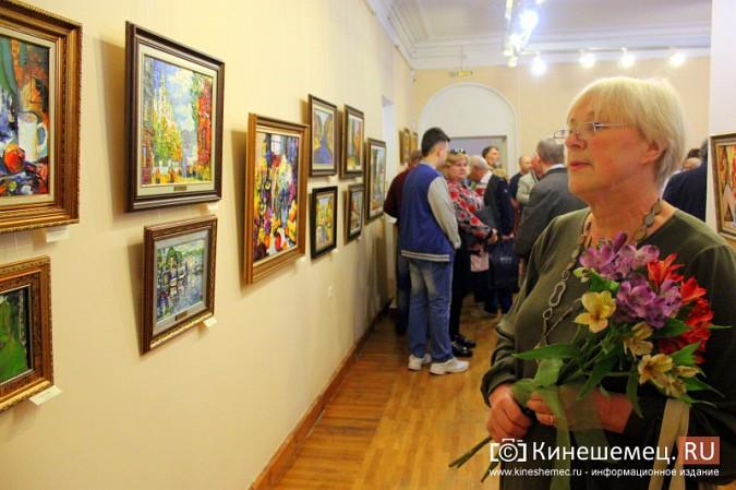 В Кинешме открылась выставка художника Евгения Трофимова фото 6