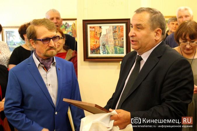 В Кинешме открылась выставка художника Евгения Трофимова фото 11