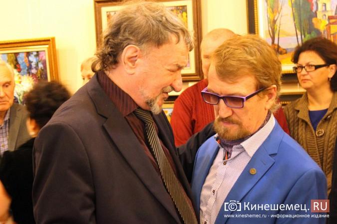 В Кинешме открылась выставка художника Евгения Трофимова фото 7