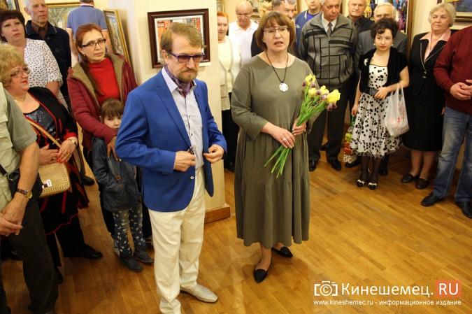 В Кинешме открылась выставка художника Евгения Трофимова фото 2