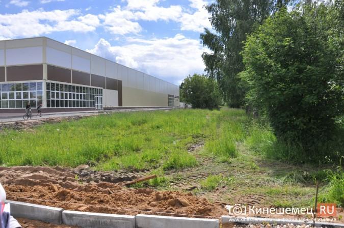 """У торгового центра на """"Лесозаводе"""" установят универсальную спортплощадку фото 2"""