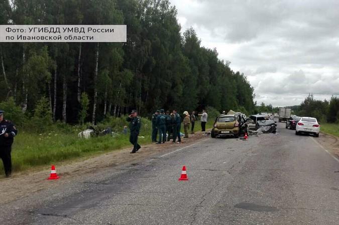 На трассе Кинешма - Иваново в ДТП погибли 3 человека фото 4