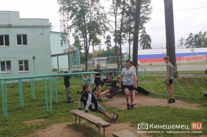 Юные кинешемские биатлонисты и лыжники готовятся к сезону фото 29
