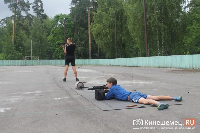 Юные кинешемские биатлонисты и лыжники готовятся к сезону фото 12