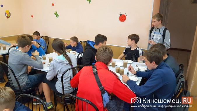 Юные кинешемские биатлонисты и лыжники готовятся к сезону фото 5