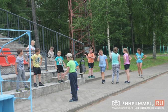 Юные кинешемские биатлонисты и лыжники готовятся к сезону фото 18