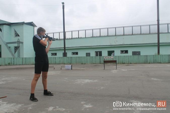Юные кинешемские биатлонисты и лыжники готовятся к сезону фото 13
