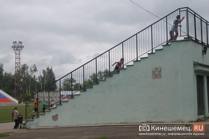 Юные кинешемские биатлонисты и лыжники готовятся к сезону фото 19