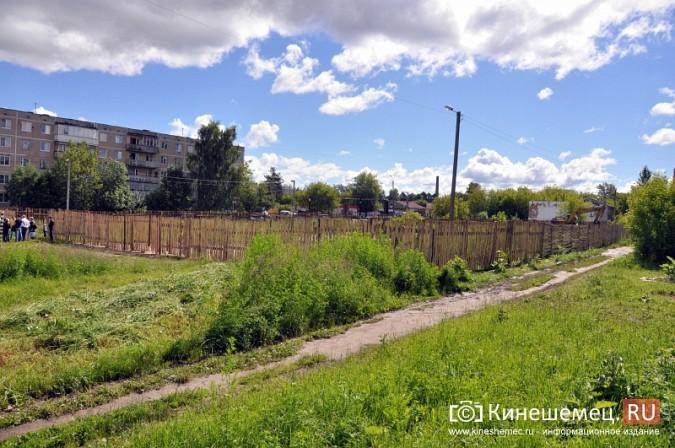 О недовольстве строительством на улице Менделеева жители Кинешмы проинформировали Путина фото 11