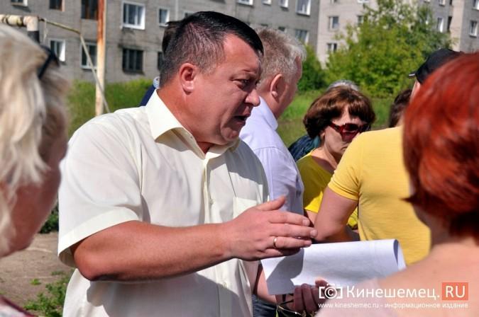 О недовольстве строительством на улице Менделеева жители Кинешмы проинформировали Путина фото 17