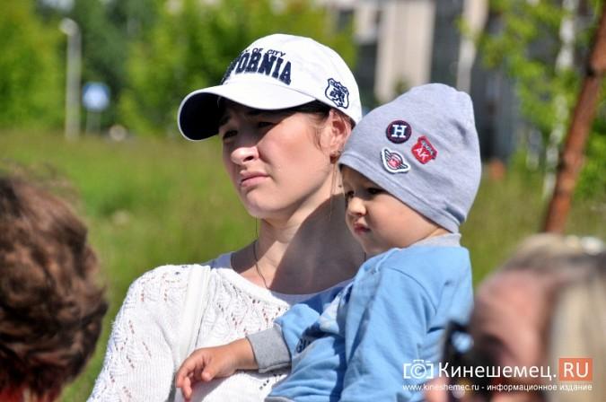 О недовольстве строительством на улице Менделеева жители Кинешмы проинформировали Путина фото 5