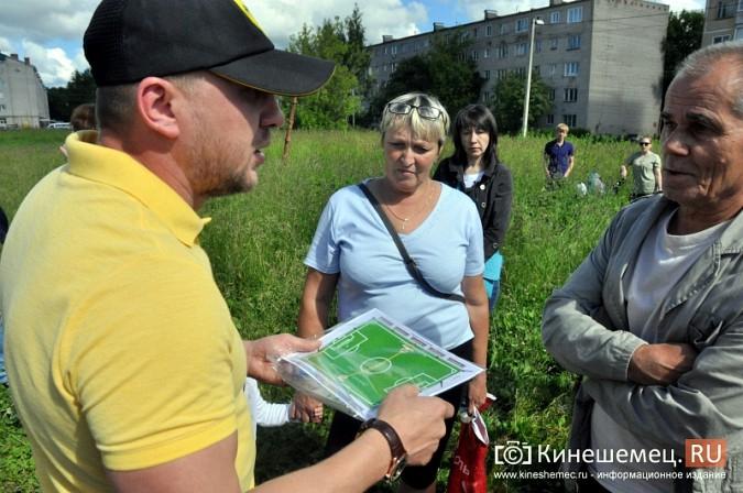 О недовольстве строительством на улице Менделеева жители Кинешмы проинформировали Путина фото 4