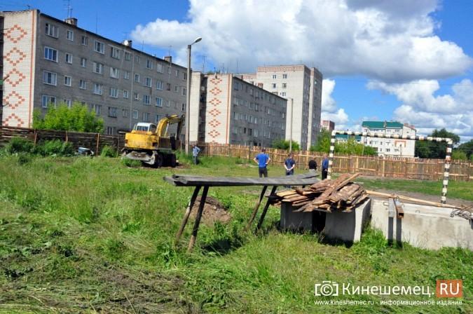О недовольстве строительством на улице Менделеева жители Кинешмы проинформировали Путина фото 15