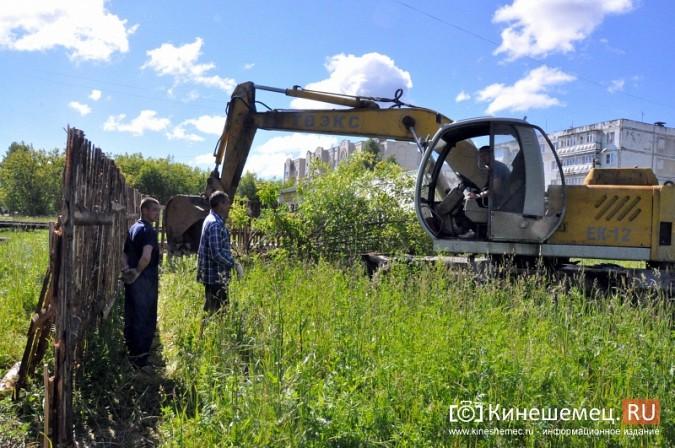 О недовольстве строительством на улице Менделеева жители Кинешмы проинформировали Путина фото 2