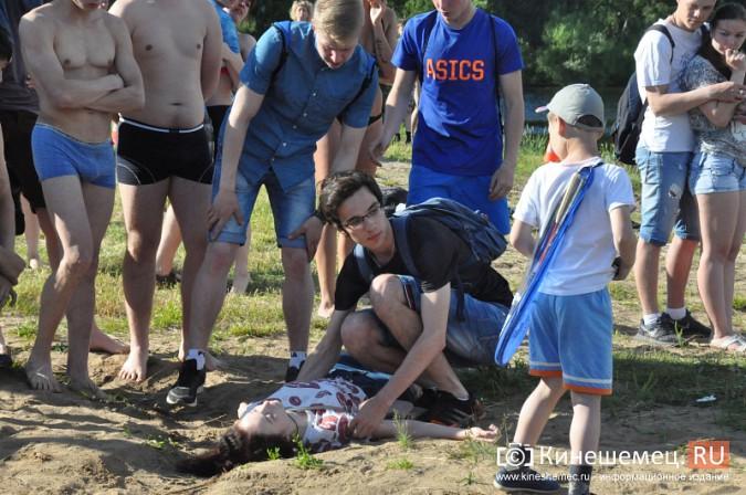 Информация о трагедии на пляже в Кинешме подтвердилась фото 6