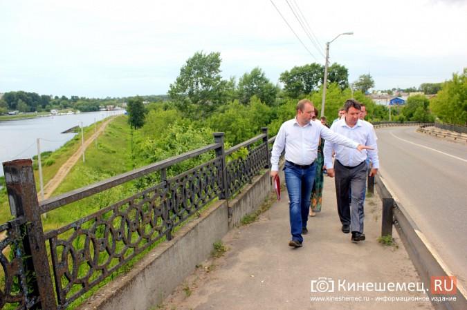 Капитальный ремонт Никольского моста в Кинешме начнется в середине июля фото 2