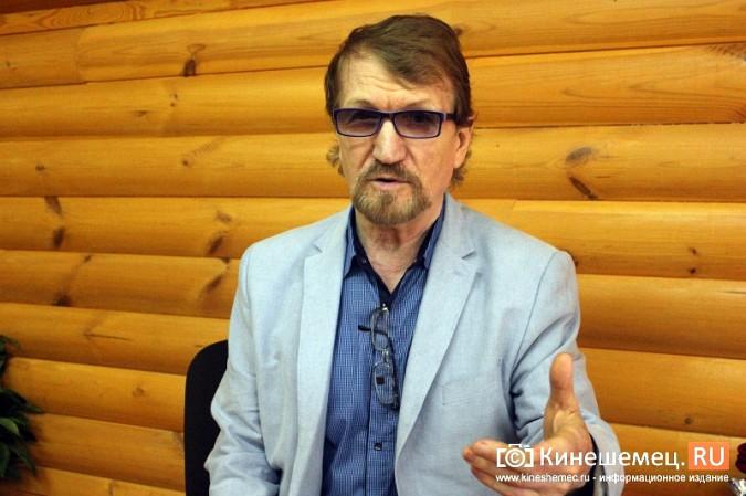 Евгений Трофимов: «В Кинешме быстро и творчески только ларек поставить могут» фото 5