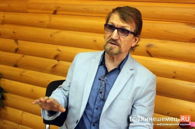 Евгений Трофимов: «В Кинешме быстро и творчески только ларек поставить могут» фото 7