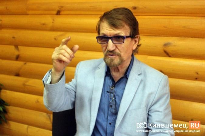 Евгений Трофимов: «В Кинешме быстро и творчески только ларек поставить могут» фото 8