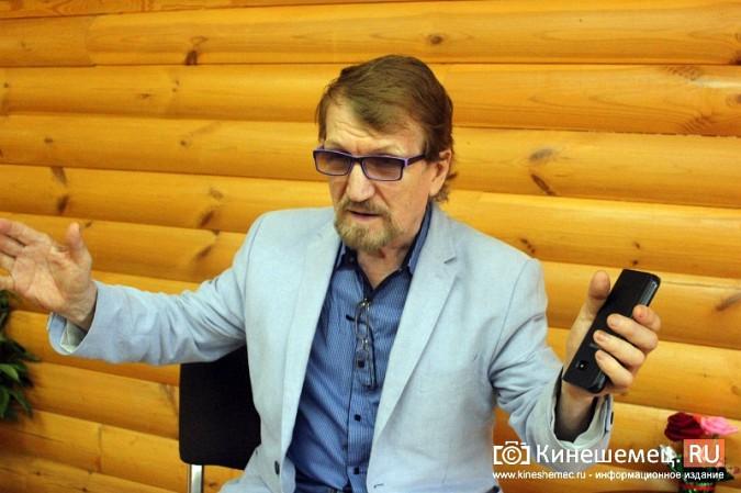 Евгений Трофимов: «В Кинешме быстро и творчески только ларек поставить могут» фото 6