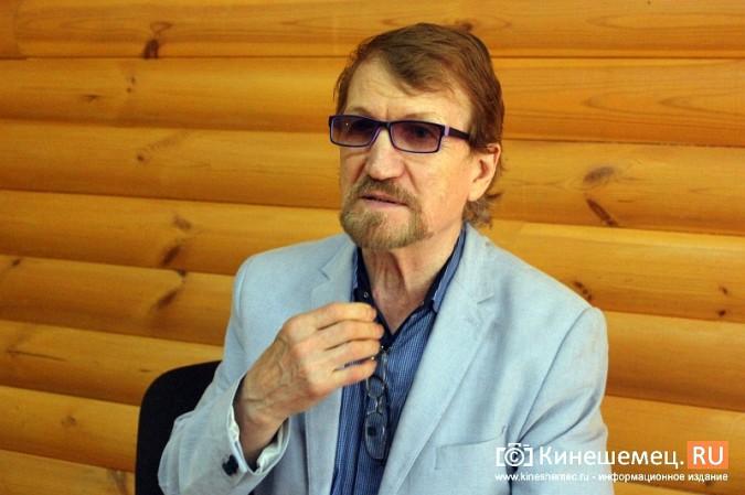 Евгений Трофимов: «В Кинешме быстро и творчески только ларек поставить могут» фото 4