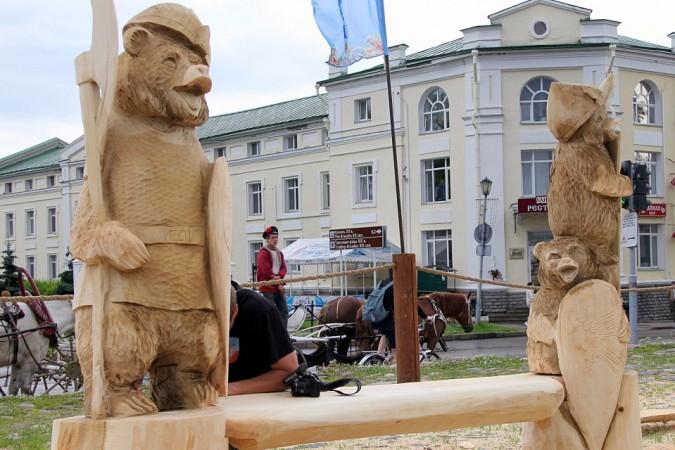 Кинешемский мастер резьбы по дереву победил на Всероссийском конкурсе фото 4