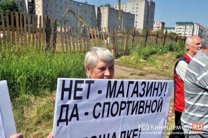 Пикет на улице Менделеева в Кинешме превратился в конструктивный митинг фото 6