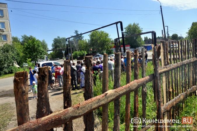 Пикет на улице Менделеева в Кинешме превратился в конструктивный митинг фото 5