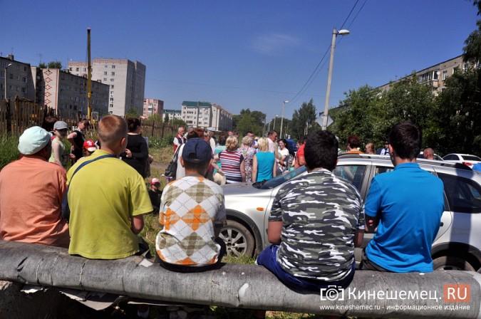 Пикет на улице Менделеева в Кинешме превратился в конструктивный митинг фото 7