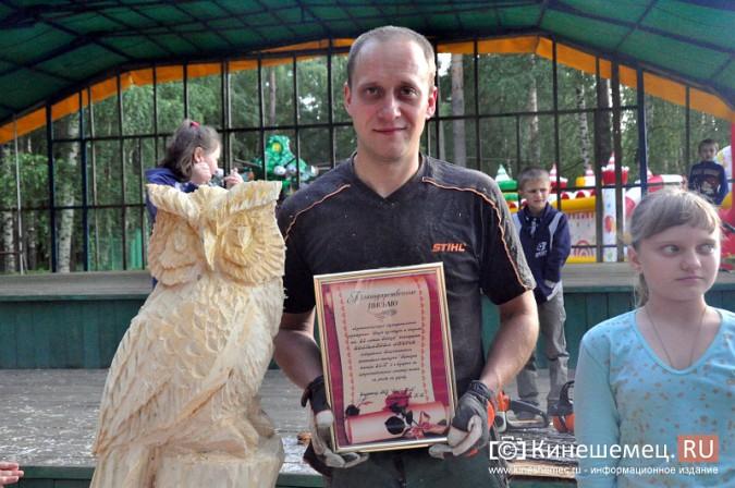 Лучший резчик России Андрей Большаков сделал кинешемцам мудрый подарок фото 25