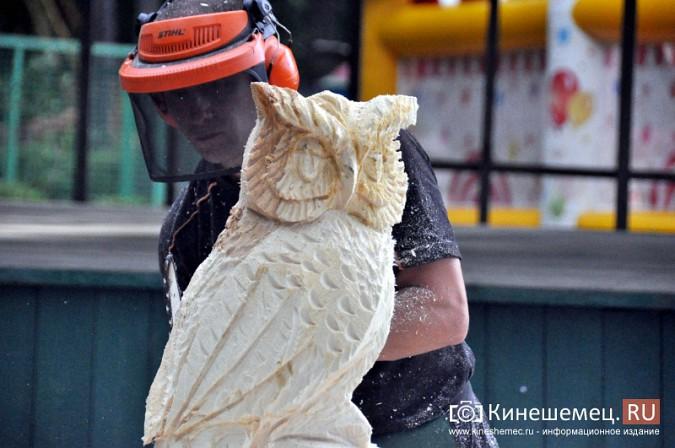 Лучший резчик России Андрей Большаков сделал кинешемцам мудрый подарок фото 10