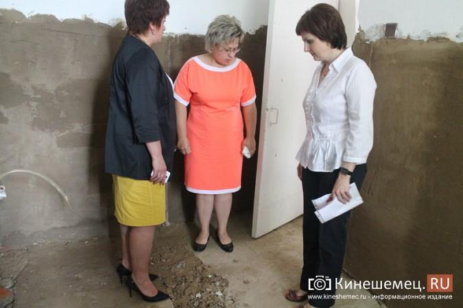 Кинешемские школы и детские сады ремонтируют подрядчики со всей России фото 20