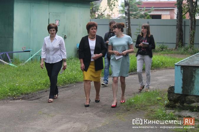 Кинешемские школы и детские сады ремонтируют подрядчики со всей России фото 19
