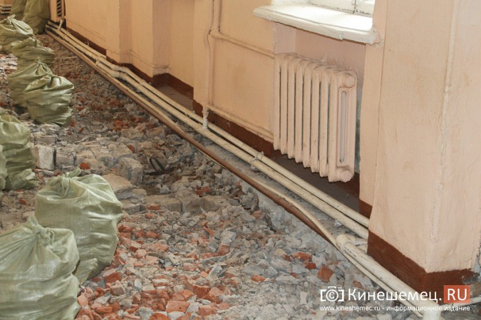 Кинешемские школы и детские сады ремонтируют подрядчики со всей России фото 12