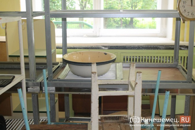 Кинешемские школы и детские сады ремонтируют подрядчики со всей России фото 30
