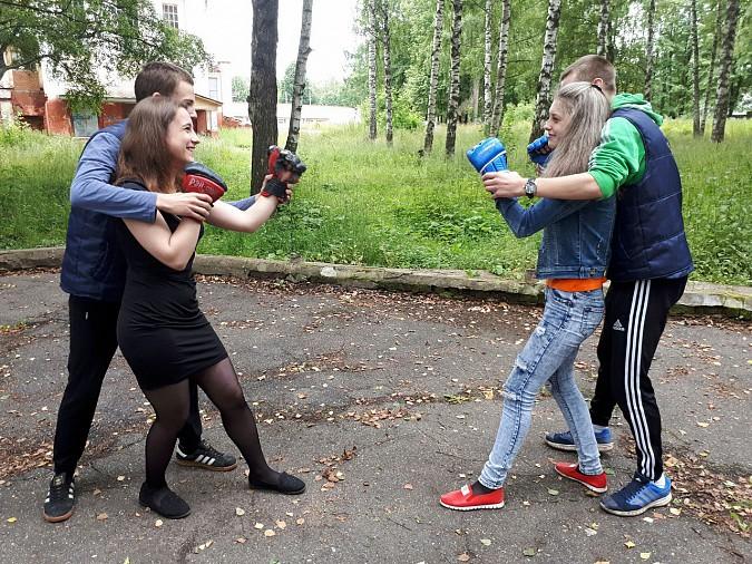 Молодежные активисты Кинешмы пропагандируют спорт фото 4