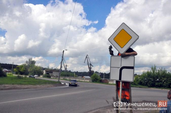 Кинешемских водителей призывают быть крайне внимательными на перекрестке Подгорная-Спортивная фото 2