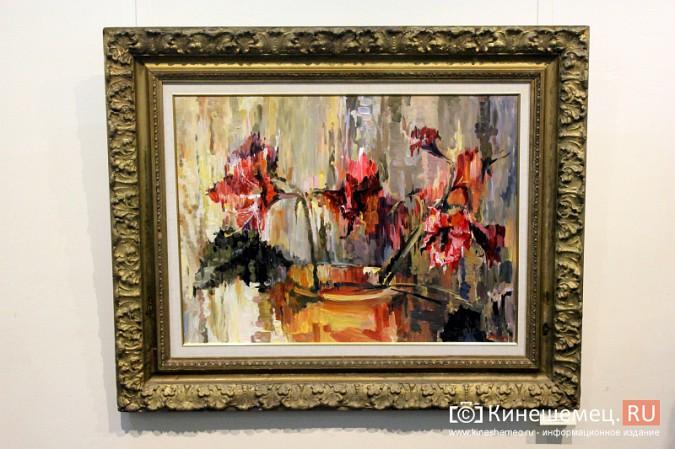 В Кинешме открылась выставка московского художника и реставратора Василия Руга фото 3