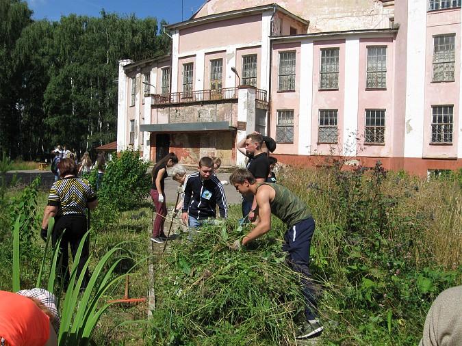 «Зеленый рейд» прошел по Кинешме фото 2