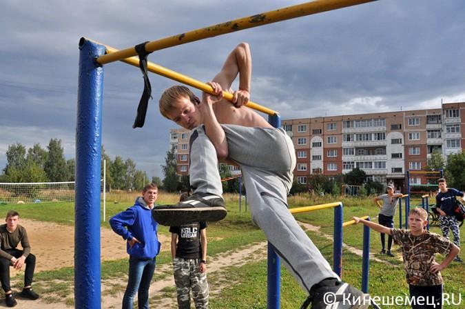 Сильнейшие мастера по гетто-воркауту проведут соревнования в Кинешме фото 4