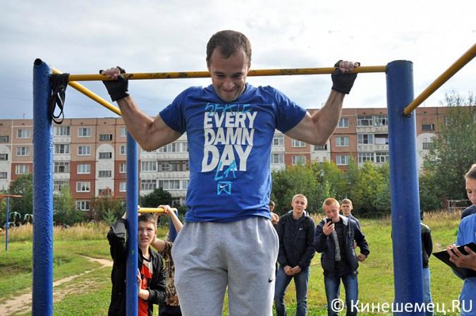 Сильнейшие мастера по гетто-воркауту проведут соревнования в Кинешме фото 3