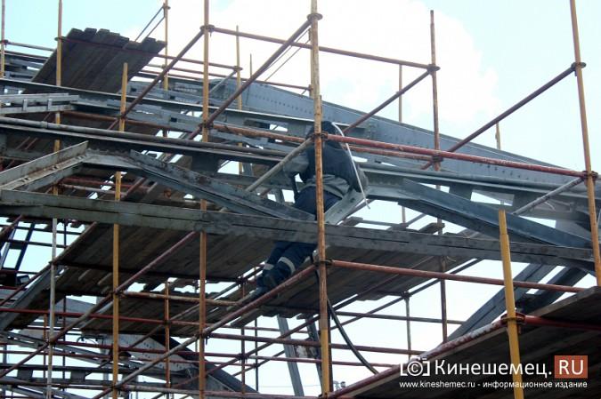 Что происходит на Никольском мосту в Кинешме? фото 7