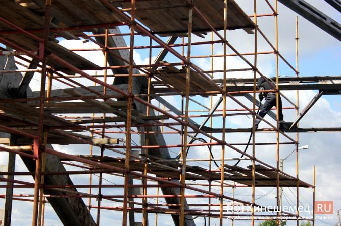 Что происходит на Никольском мосту в Кинешме? фото 4