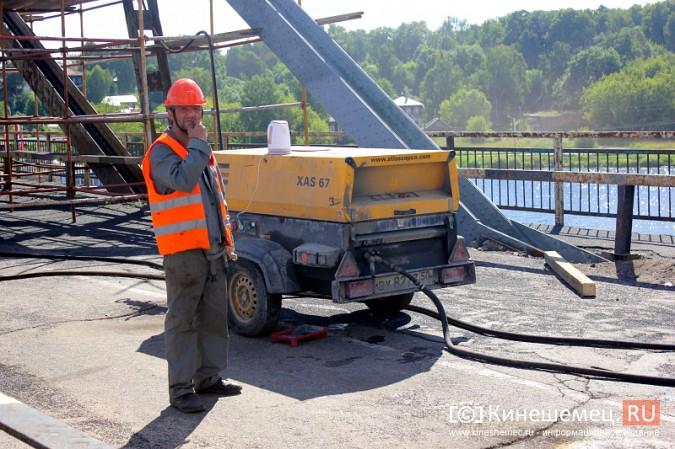Что происходит на Никольском мосту в Кинешме? фото 2
