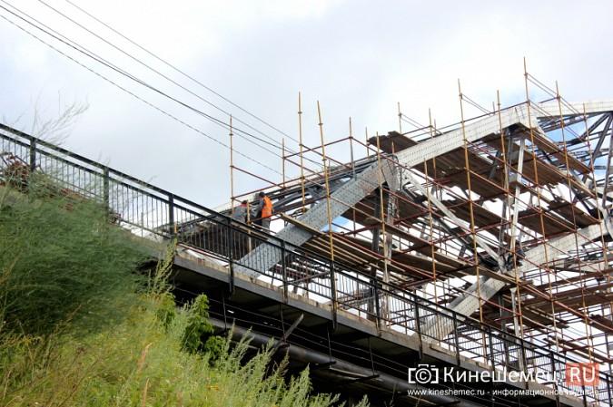 Что происходит на Никольском мосту в Кинешме? фото 11