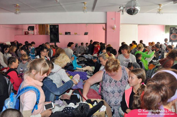 Кинешемцы помогут властям собрать детей в школу фото 2